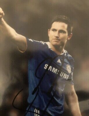 Frank Lampard England Autograph Signed Photo Print Soccer • 34£