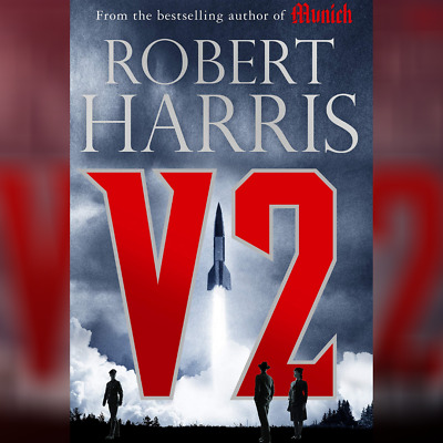 V2 The Sunday Times Bestselling World War II Thriller🍁Fast Delivery🍁 • 3.99£