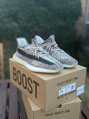 $ CDN343.63 • Buy Adidas Yeezy Boost 350 V2 Zyon Size 12 Brand New 100% Authentic! | FAST SHIP!!