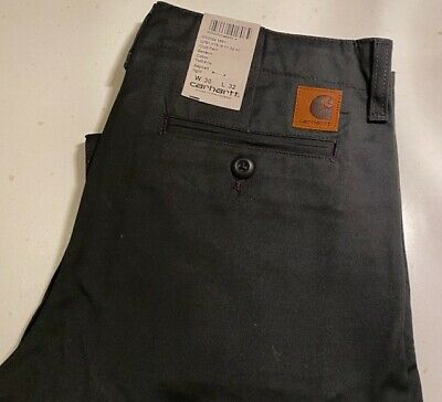 CARHARTT  Club Pant  Mens Chinos Trousers Size 30 X 32 Brand New With Tags • 29.99£