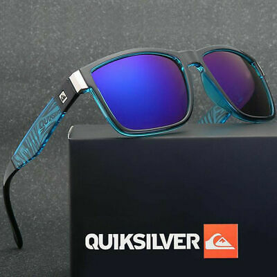 AU19.99 • Buy Quiksilver Sunglasses Outdoor Sports Surfing Fishing Vintage Shades With Box AU9