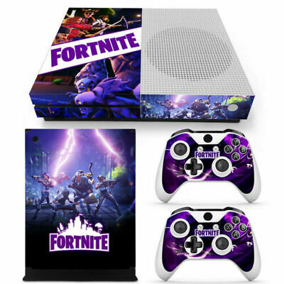 AU14.18 • Buy XBOX ONE S Skin Decal Sticker + 2 Controller Skins Battle Game VINYL - 1385 NEW!