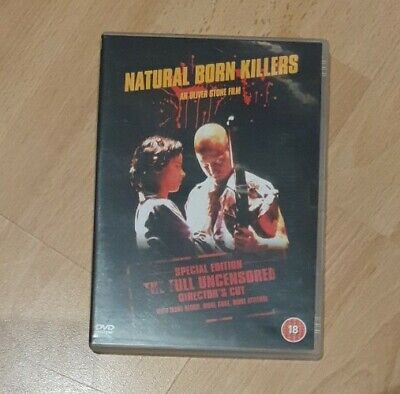 Natural Born Killers Oliver Stone • 1£