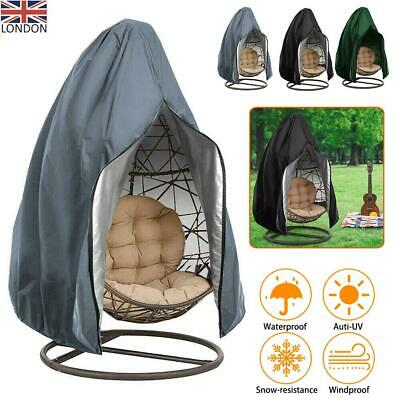 Chair Swing Cover For Hanging Hammock Stand Egg Wicker Seat Patio Garden Outdoor • 14.89£