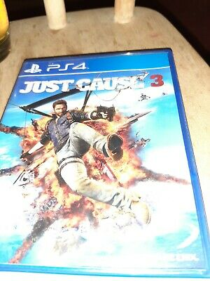 Just Cause 3 (PS4) Video Games • 0.99£
