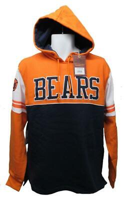 $53.09 • Buy New Chicago Bears Mens Sizes M-L-XL-2XL Mitchell & Ness Hoodie $80