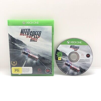 AU14 • Buy Need For Speed Rivals Xbox One Game Racing NFS Aus Seller Free Postage