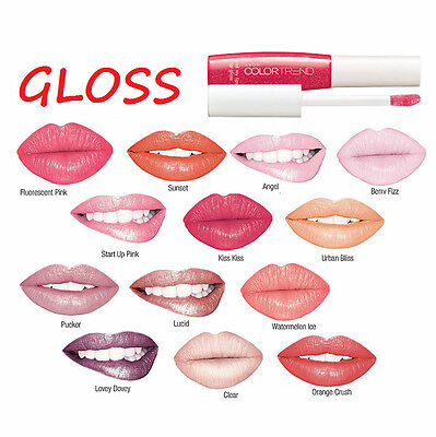 Brilliant To Lips Gloss Read My Lips Color Trend Avon Choice • 3.53£