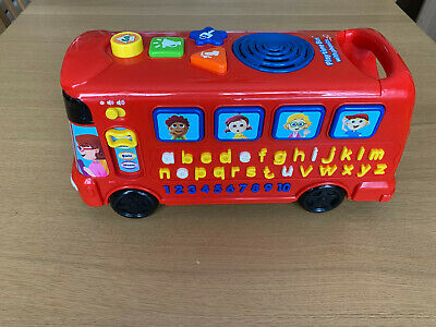 VTech Playtime Bus With Phonics, Numbers And Songs • 4£