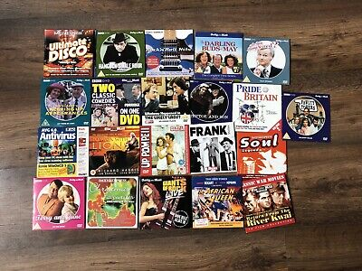 Collection Of Promo Dvds, News Of The Word, Daily Mail, The Times, And More  • 1.10£