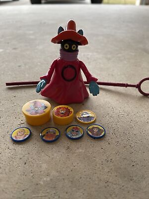 $30 • Buy 1984 He-man Masters Of The Universe Orko Action Complete Coins