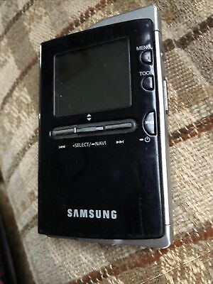 Rare Samsung YH-J70 Digital Audio Player Mp3 20GB Found In House Cleaning Out • 21.70£