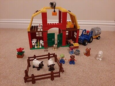 Lego Duplo 5649 Big Farm - Complete Without Box • 15£