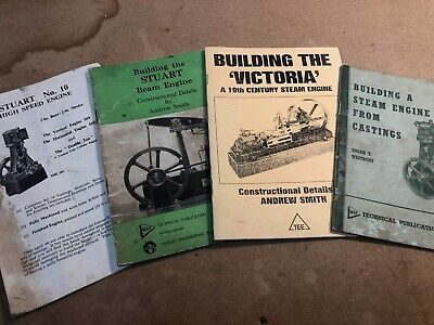 Stuart Turner Drawings And Construction Books • 1£