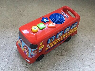 VTech Playtime Bus With Phonics, Sounds & Music • 9£