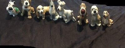 Wade Whimsies From The Lady And The Tramp Disney Hat Box Series 1956-1965 • 44£