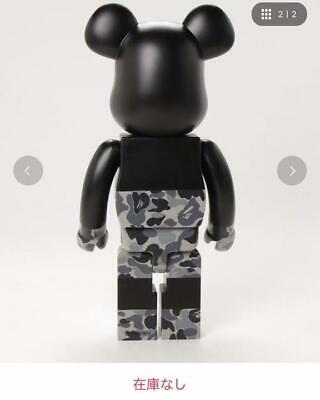 $1767.62 • Buy Mickey Mouse X Bape Bearbrick 1000 M Limit