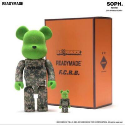 $356.58 • Buy Fcrb Readymade Be Rbrick 100 400