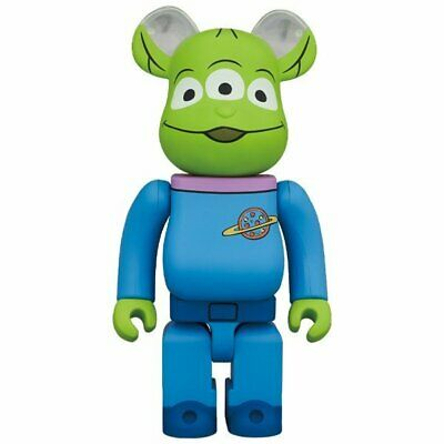 $1019.06 • Buy / Be Rbrick Alien Toy Story 1000 Bearbrick Toys The Character Of Is A Bare Brick
