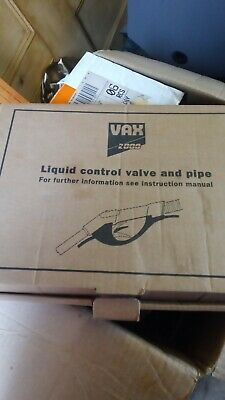 Water Supply Feed Pipe Hose With Valve Clear Tube For VAX • 10£