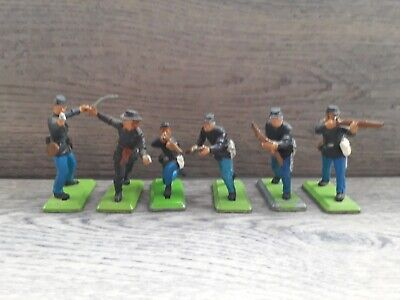 Britains Toy Soldiers. American Civil War Union Soldiers • 12£