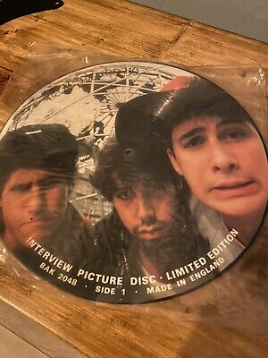 £69.99 • Buy Beastie Boys - Interview Picture Disc - 12  Very Rare