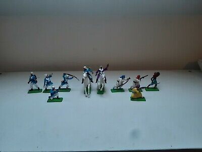 Vintage Britains Deetail Toy Soldiers. Arabs French Foreign Legion.  • 6.50£