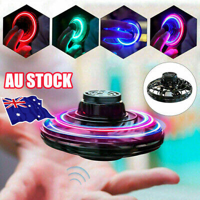 AU14.74 • Buy Mini Drone Quad Induction UFO Flying Toy Hand-Controlled RC Kids Christmas AUS