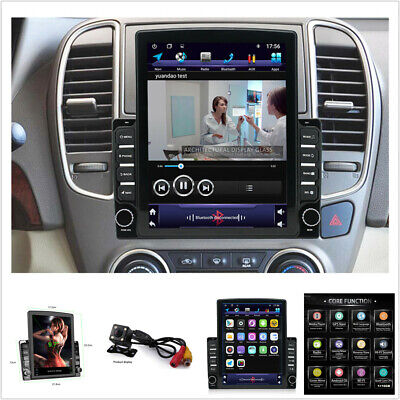 AU224.23 • Buy 9.7in Android 9.1 Car MP5 Play FM Stereo Radio 2DIN 16GB GPS WIFI + Free Camera