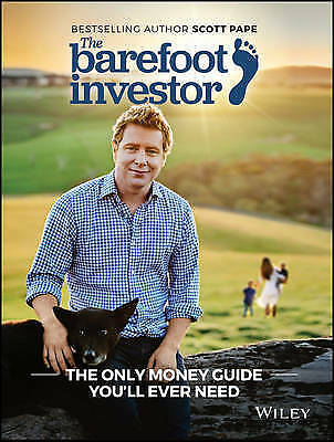 AU18.50 • Buy THE BAREFOOT INVESTOR Scott Pape (2017) - Australian Bestseller - Finance - Book