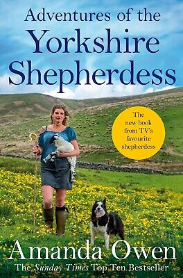 Adventures Of The Yorkshire Shepherdess🍁Fast Delivery🍁 • 2.69£