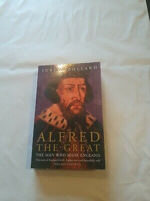 Alfred The Great By Justin Pollard (Paperback, 2006) • 4.50£