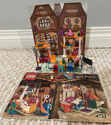 $ CDN72 • Buy Lego Harry Potter 4723 Diagon Alley Shops - 100% Complete