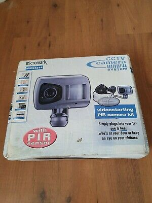 Cctv Camera Observation System New. Box Been In Storage But Product New. • 25£