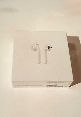 $ CDN75.95 • Buy Apple AirPods Wireless Headphones With Charging Case 2nd Gen MV7N2AM/A *Defect*