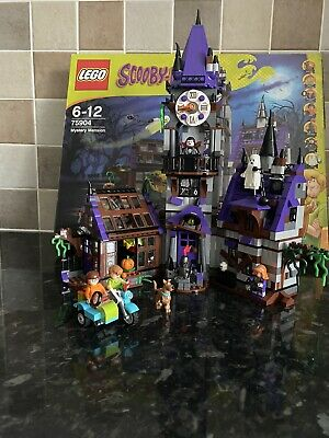 Lego Scooby Doo Mystery Mansion 75904 • 50.02£