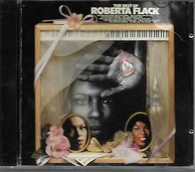 CD - Roberta Flack - The Best Of By Roberta Flack (Atlantic, 1981, Canada) • 4.71£