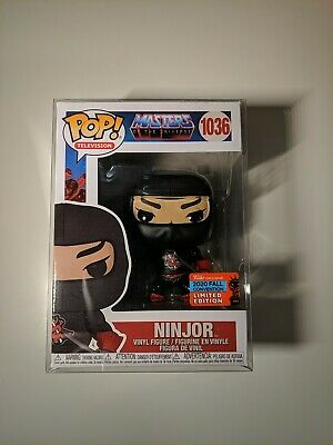 $24.60 • Buy Funko Pop! Television Masters Of The Universe Ninjor NYCC 2020 Exclusive
