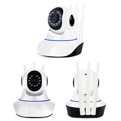 1080P Wi-Fi Camera Baby Monitor IP Camera With 2-Way Audio Auto Tracking 360° • 46.79£