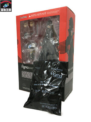 MAX FACTORY Figma P5 Persona 5 No 363 JOKER Action Figure Limited Japan • 100.49£