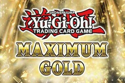 Yu-Gi-Oh! TCG Maximum Gold Singles - 1st Edition  • 1.50£