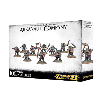 AU42.14 • Buy Kharadron Overlords Arkanaut Company Warhammer Age Of Sigmar 20% Off UK Rrp