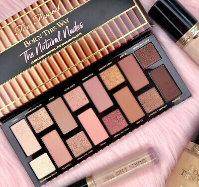 £17.95 • Buy  Too Faced Born This Way The Natural Nudes Eyeshadow Palette UK SELLER