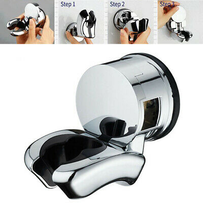 Shower Head Holder With Suction Cup Handheld No Drilling Parts Durable • 7.44£