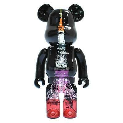 $774.47 • Buy Medicom Toy Be@Rbrick Bearbrick Tokyo Tower Diamond Veil Ver. 400 Doll Pvc