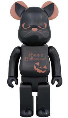 $229.58 • Buy Mint Limited Directly Managed Stores 2016 Halloween Red Ver. 400 Bearbrick /