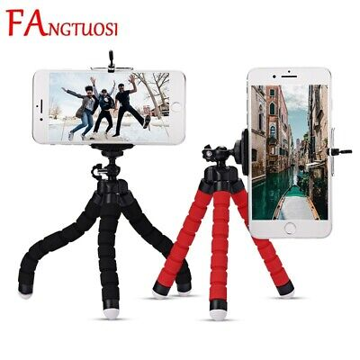 AU7.25 • Buy Octopus Phone Camera Holder Mini Flexible Tripod Stand For IPhone And Others