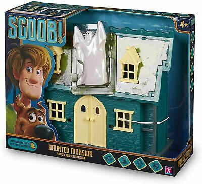 Scoob Haunted Mansion Playset With Ghost Figure • 29.99£