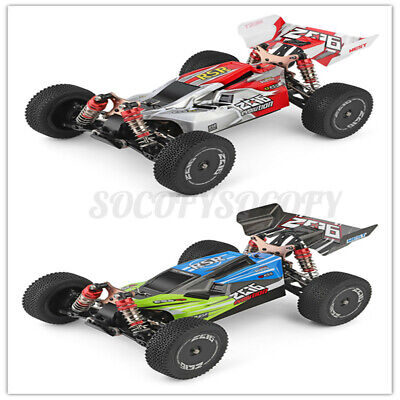 $ CDN178.96 • Buy Wltoys 144001 1/14 2.4G 4WD 60km/h Speed Racing RC Car Vehicle & Controlle
