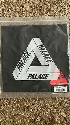 Palace Tri-to-help T-shirt Black / Red Xlarge • 60£
